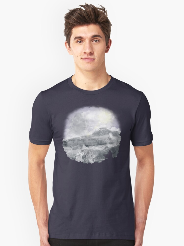 Winter in The Wall Unisex T-Shirt Front