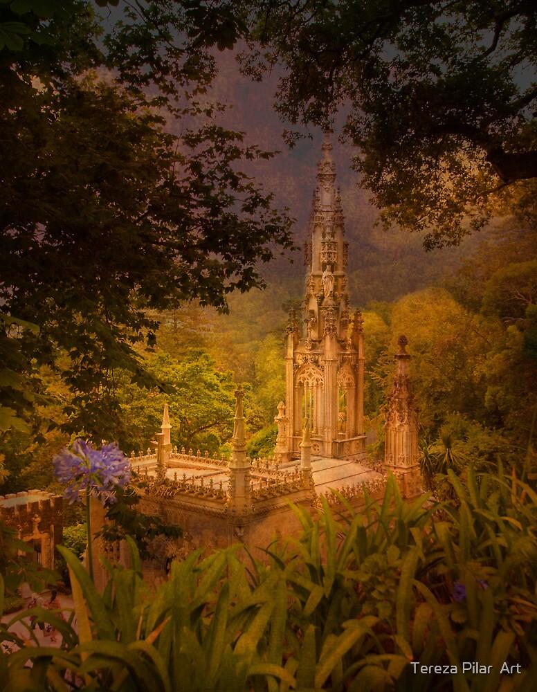 Quinta da Regaleira Chapel. Sintra by terezadelpilar ~ art & architecture