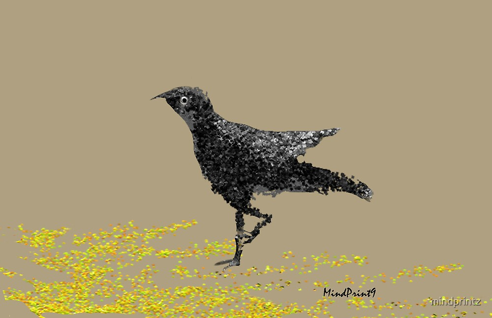 Morning Bird by mindprintz