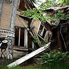 "Kruunuvuori ""Ghost Town"" II by homesick"