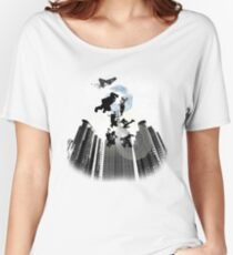 Heroe's Assemble! Women's Relaxed Fit T-Shirt