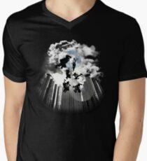 Heroe's Assemble! Men's V-Neck T-Shirt