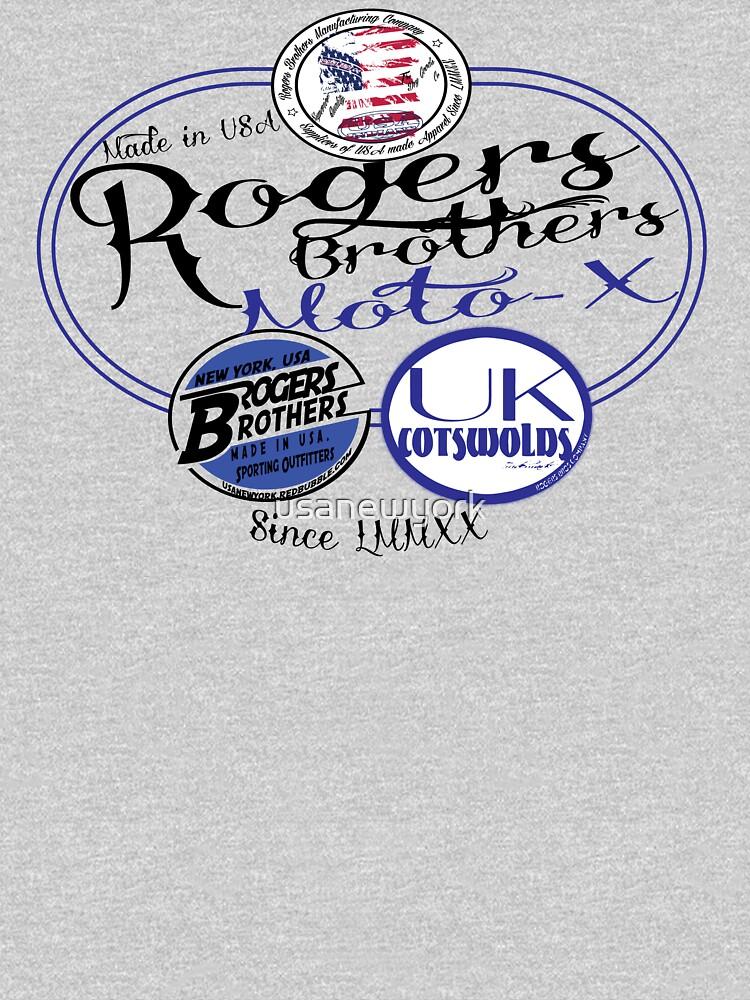usa moto-x by rogers bros by usanewyork