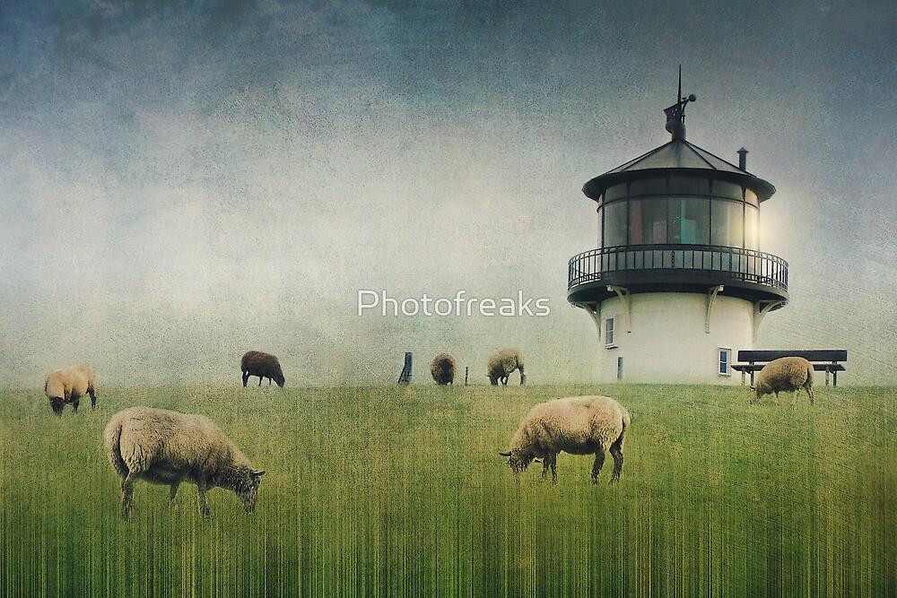 "Lighthouse ""Dicke Berta"" by Photofreaks"