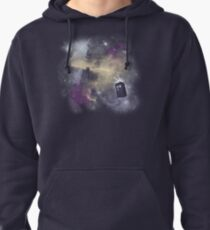Trough Time and Space Pullover Hoodie