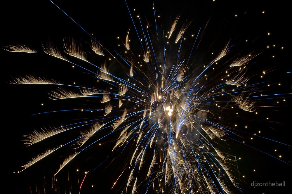 Fireworks by djzontheball