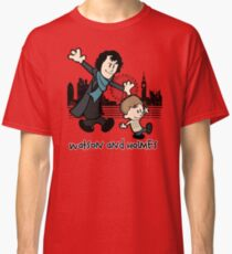 Watson and Holmes  Classic T-Shirt