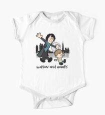Watson and Holmes  One Piece - Short Sleeve