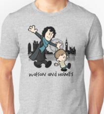 Watson and Holmes  T-Shirt
