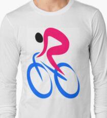 Cyclist Icon Long Sleeve T-Shirt