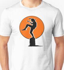 Karate Kid Crane Kick Slim Fit T-Shirt