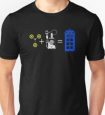 Time Travel Equation T-Shirt