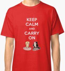 Carry On, Simon Classic T-Shirt