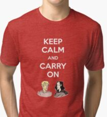 Carry On, Simon Tri-blend T-Shirt