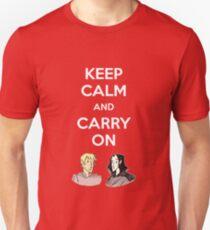 Carry On, Simon Unisex T-Shirt