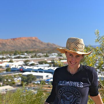 Anzac Hill, Alice Springs by styles