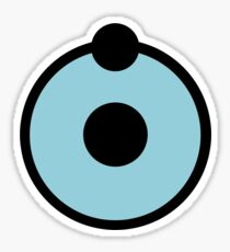 Dr. Manhattan Watchmen Sticker