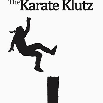 The Karate Klutz by JohnDo