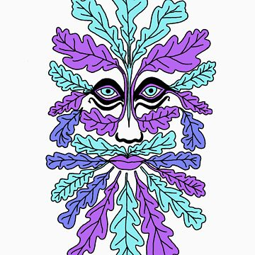 Wacky Greenman by Eirys