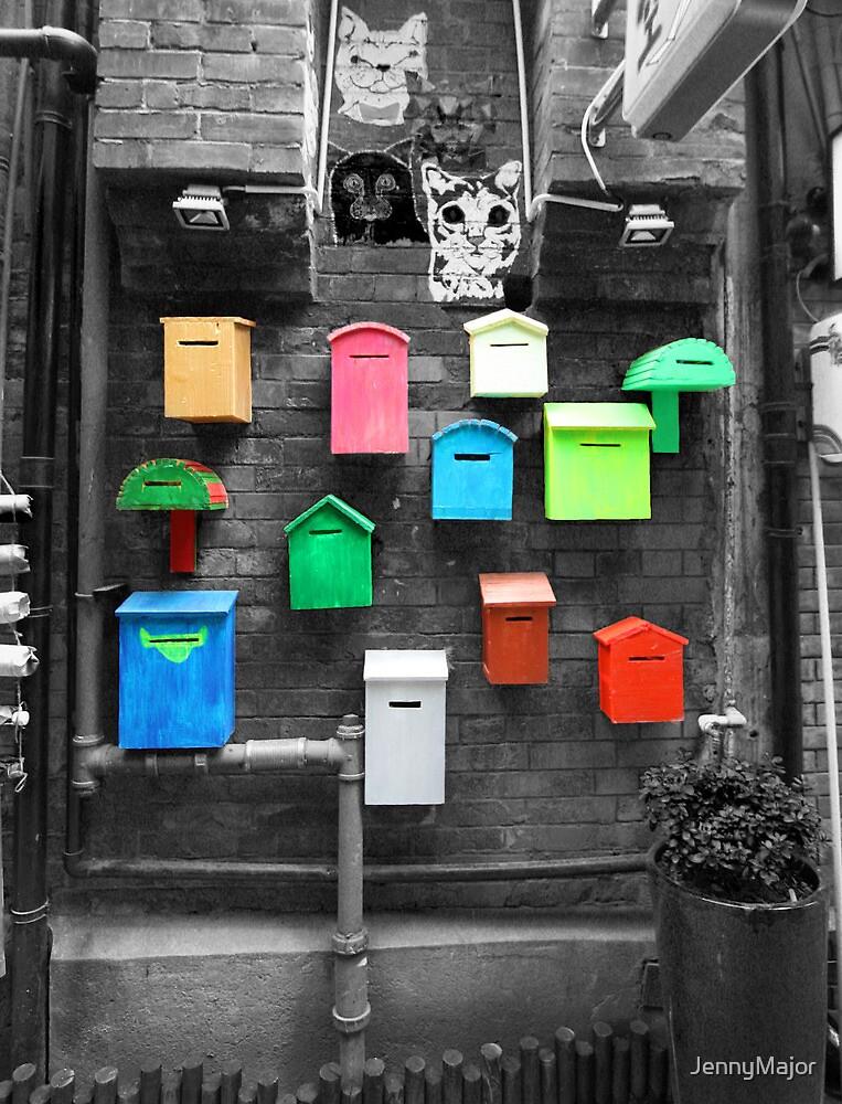 Colour Splash 02 by JennyMajor