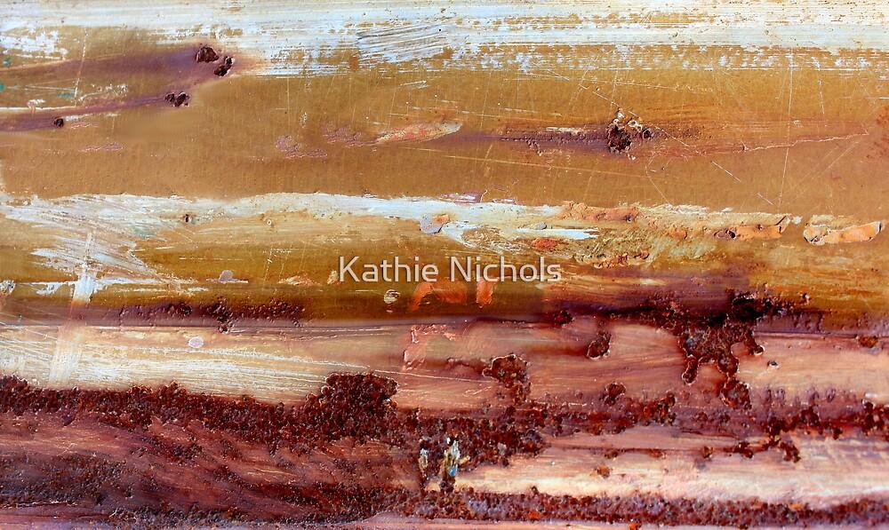 Gone fishing... by Kathie Nichols