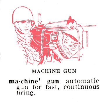 Machine Gun  by Chatetris