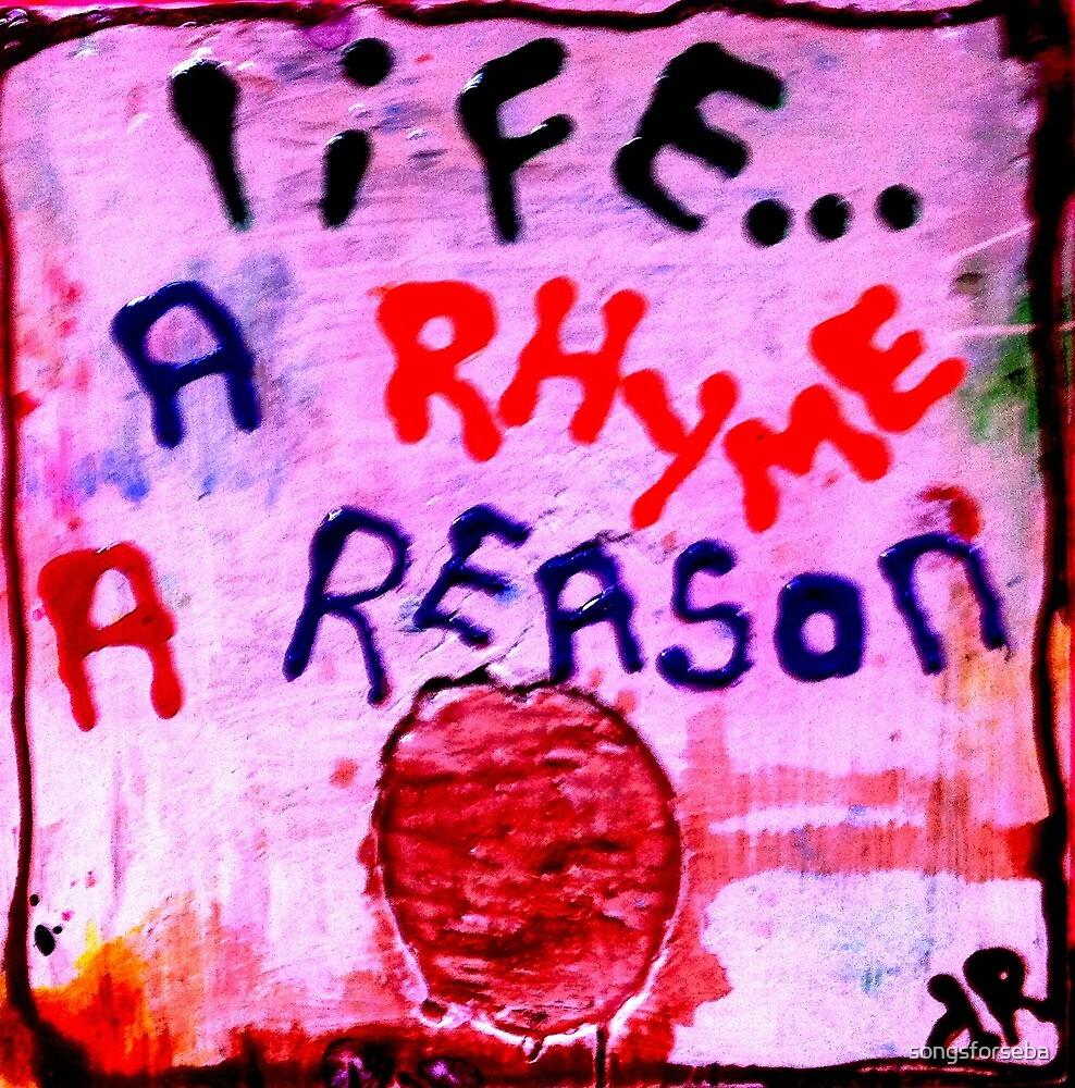 rhyme an reason by songsforseba