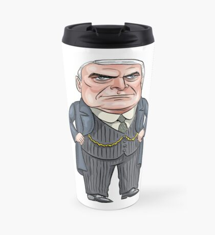 President Warren G. Harding | By Graeme MacKay Travel Mug