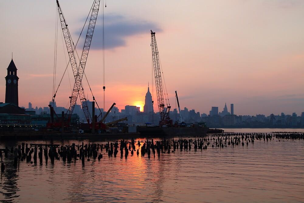 Urban Sunrise by pmarella