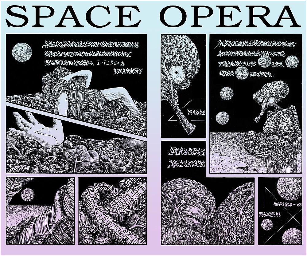 space opera by kuuma