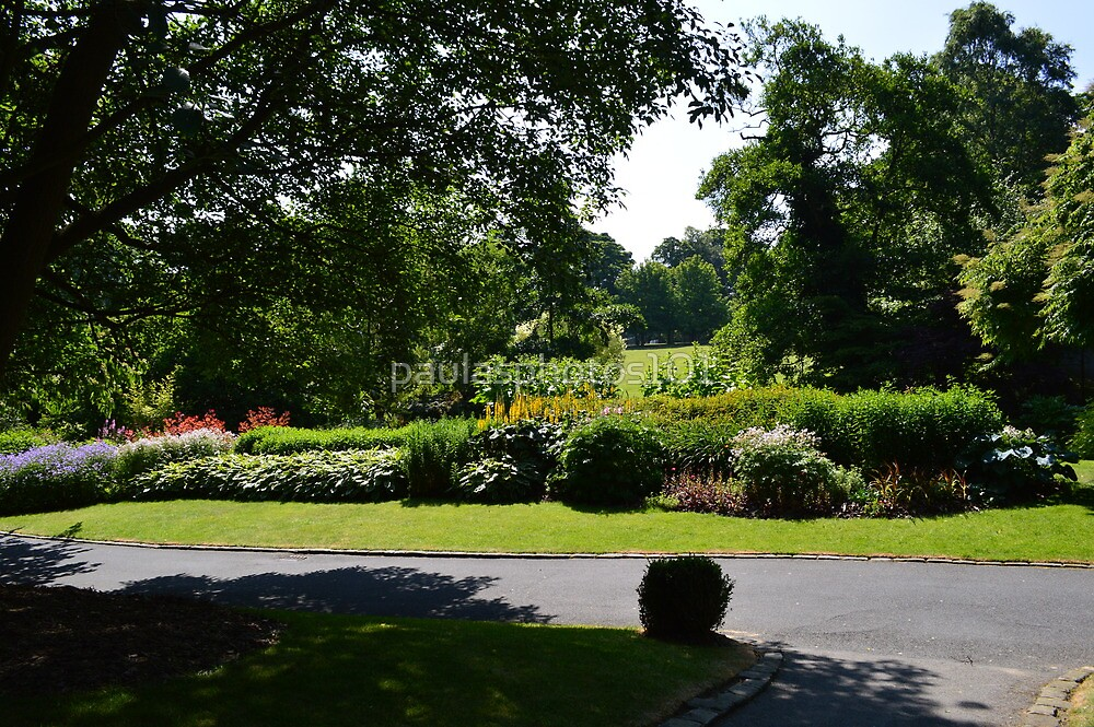 A BEAUTIFUL WALK IN GARDENS by paulasphotos101
