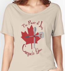 The Power of Jay Women's Relaxed Fit T-Shirt