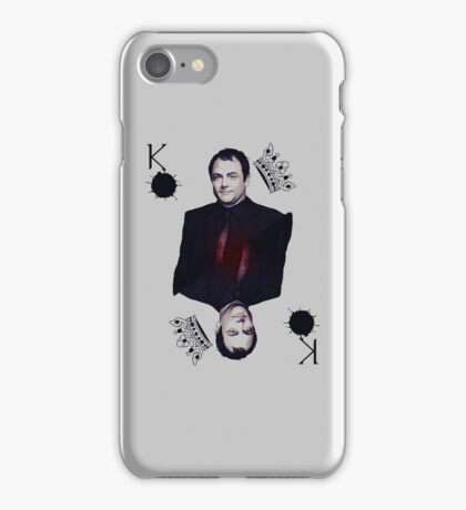 King of Hell iPhone Case/Skin