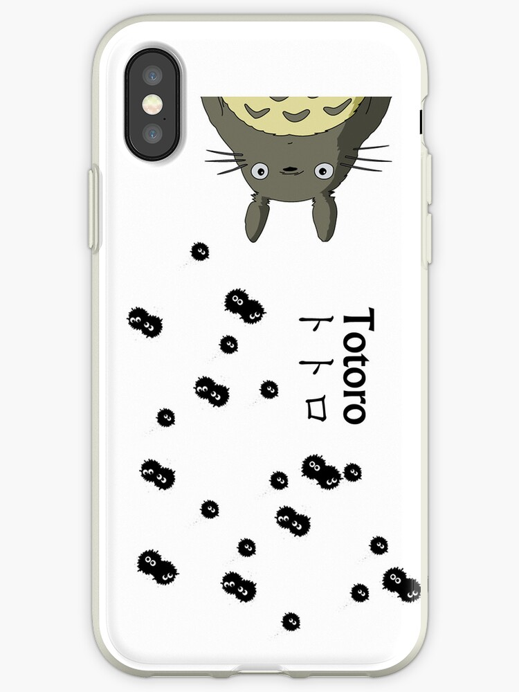 Totoro and Soot Gremlins by Zotheculs