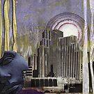 Through Ragged Curtains by Maraia