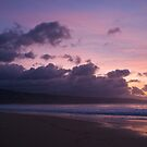 Sunrise in Apollo Bay by Matthew Lokot