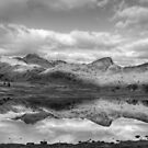 Mountain Reflections by EvilTwin