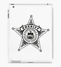 Banshee Sheriff iPad Case/Skin