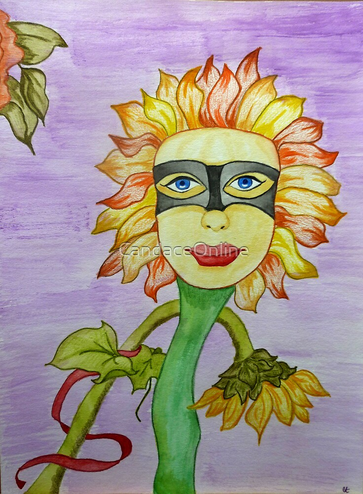 """""""Sunflower People"""" by CandaceOnline"""