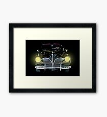 1941 Lincoln Convertible  Framed Print