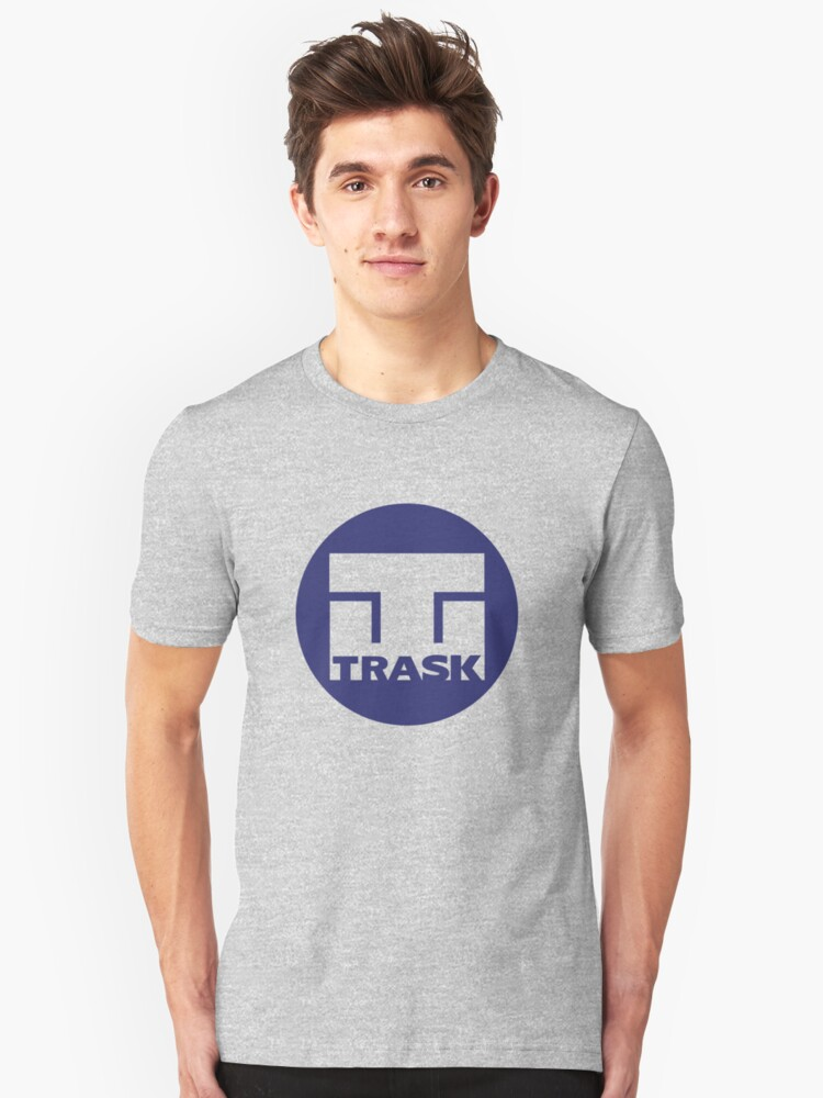 Trask Unisex T-Shirt Front