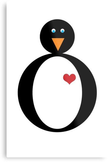 Penguin Love by danimariex