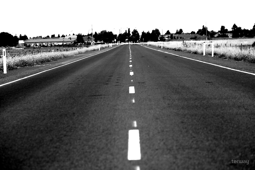 road to.. by terway