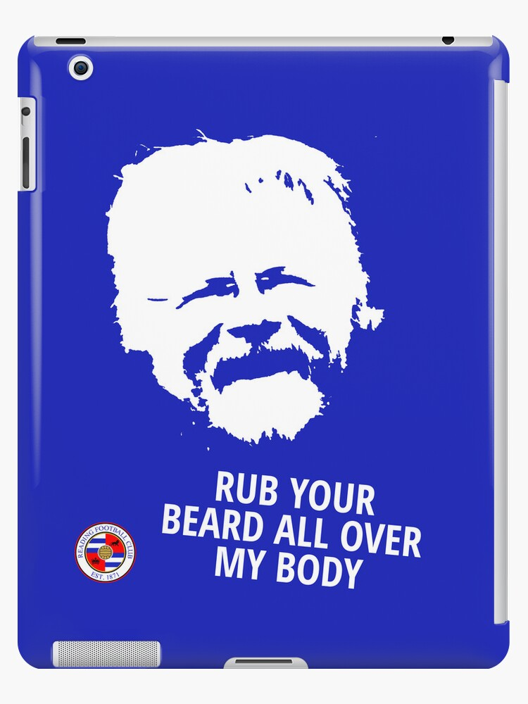 Bill Oddie - Rub Your Beard All Over My Body - Reading FC Fans by ReadingFCFans