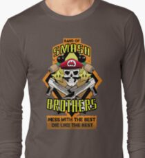 Band of Smash Brothers Long Sleeve T-Shirt