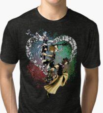 The Keyblade Masters Tri-blend T-Shirt