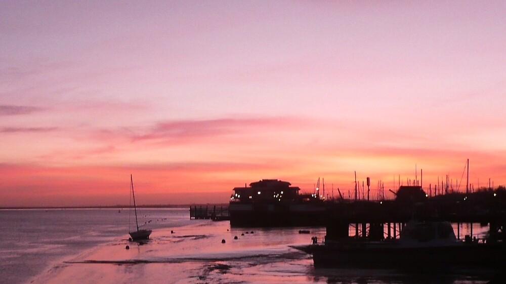 Sunrise(Edit) by John Stratford