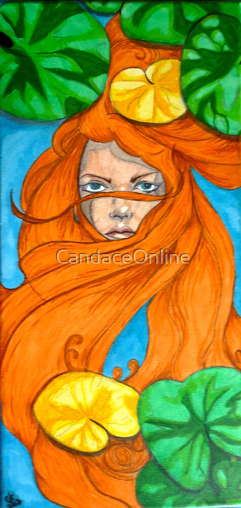 """""""Lily Pad"""" by CandaceOnline"""