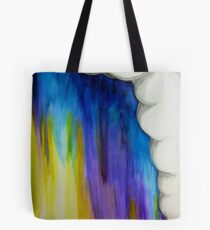 """Storm Clouds Roll In"" Tote Bag"