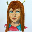 """""""Antler"""" by CandaceOnline"""